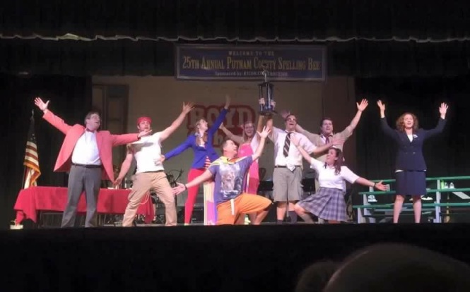 25th Annual Putnam County Spelling Bee- Stage Right Pittsburgh